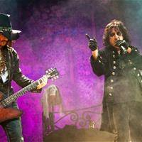 Paul McCartney Helps Out Johnny Depp's Supergroup