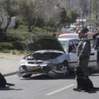 Palestinian Man Injures Israeli Pedestrians in Jerusalem Car Attack