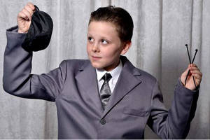 Boy sent home from school for Christian Grey costume
